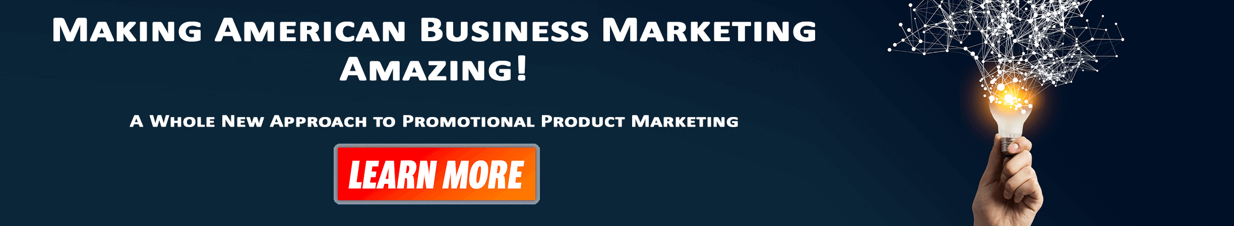 Promotional Product Direct for American business marketers