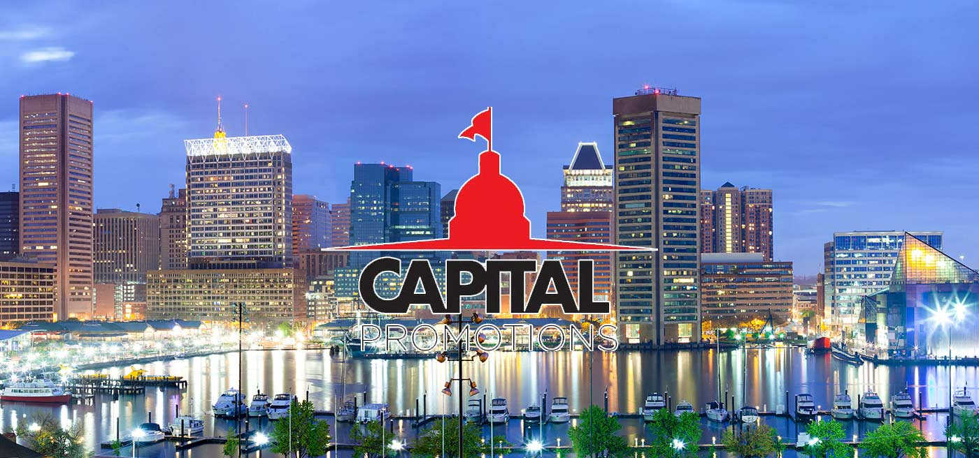 Capital Promotions Joins Promotional Product Direct. Maryland promotional products expert, Brian Golden and his team atCapital Promotionshas now signed on board as theMid-Atlantic representativefor Promotional Product Direct, America's promotional product super source.